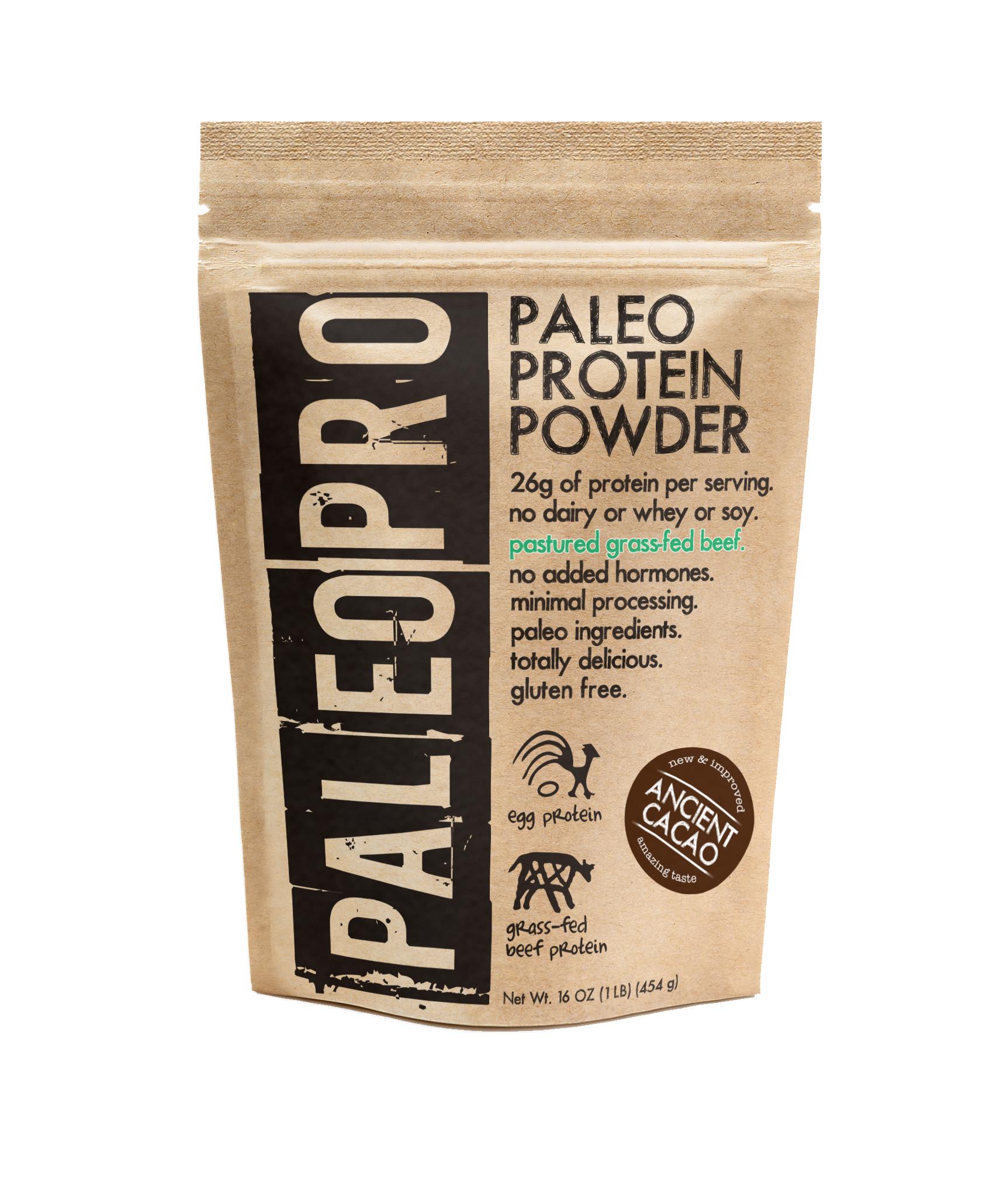 Protein shake paleo